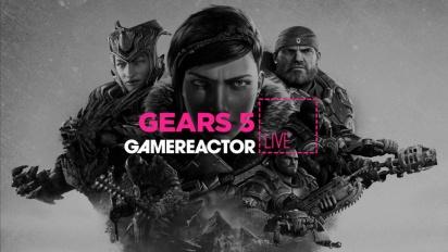 Gears 5 - Livestream-Wiederholung