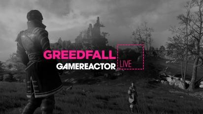 Greedfall - Livestream-Wiederholung