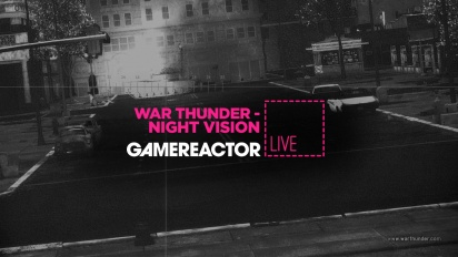 War Thunder - Livestream-Wiederholung (Night-Vision-Update)