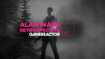 Alan Wake Retrospektive - Livestream-Wiederholung