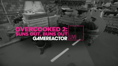 Overcooked 2: Suns Out, Buns Out - Livestream-Wiederholung