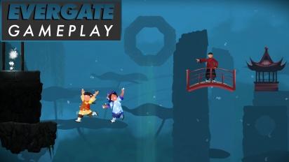 Evergate - Eigenes Gameplay