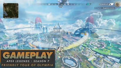 Apex Legends: Season 7 - Tour durch Olympus (Gameplay)