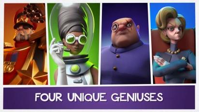 Evil Genius 2: World Domination - Launch Trailer