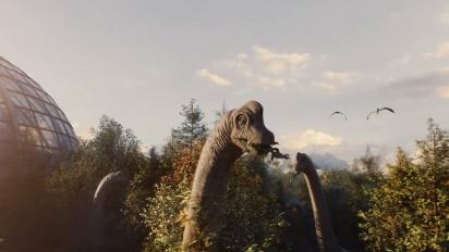 Jurassic World Evolution 2 - Announcement Trailer