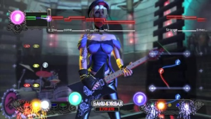 Power Gig: Rise of the SixString - Artist Gameplay Trailer 1