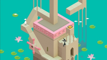 Monument Valley - Launchtrailer