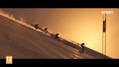 Steep - Open Beta Trailer