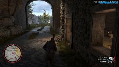 Sniper Elite 4 - Erste Kampagnenmission