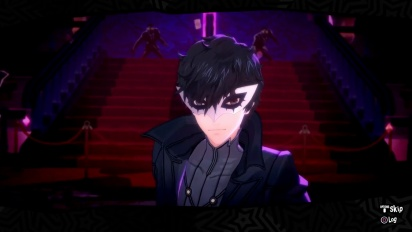 Persona 5 - Infiltrating Palaces and Dealing With Shadows