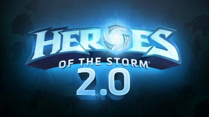 Entwickler-Update: Heroes of the Storm 2.0