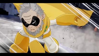 My Hero One's Justice - Gran Torino Gameplay