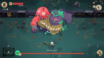 Moonlighter - Nintendo Switch Out Now Launch Trailer