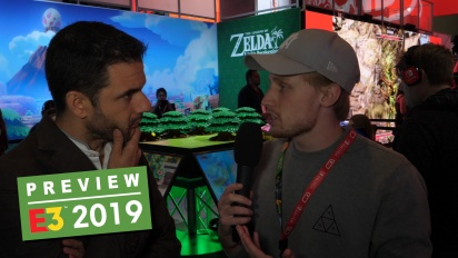 The Legend of Zelda: Link's Awakening - E3-Vorschau