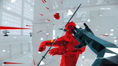 SUPERHOT: MIND CONTROL DELETE | Reveal Trailer | Out July 16th