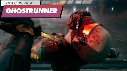 Ghostrunner - Videokritik