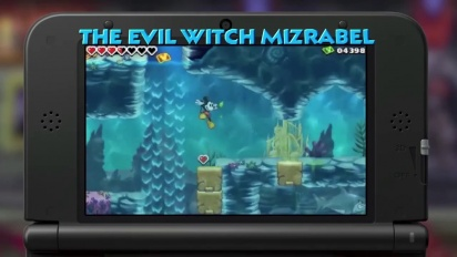 Epic Mickey 2: Power of Illusion - Trailer