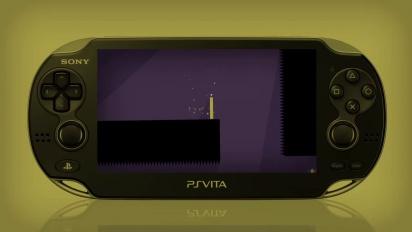 Thomas Was Alone - PS Vita Trailer