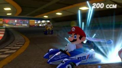 Mario Kart - 200 ccm-Modus (Deutsch)