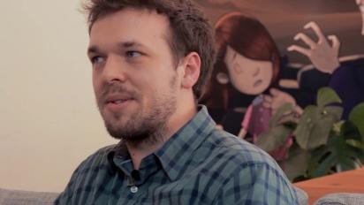 Anna's Quest - Interview Dane Krams (Englisch)