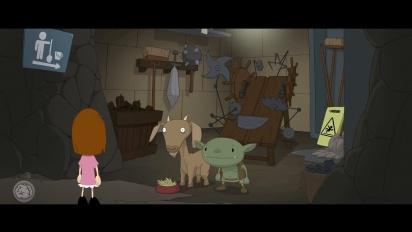 Anna's Quest - E3-Trailer (Englisch)