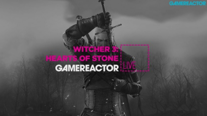 The Witcher 3: Hearts of Stone - Livestream-Wiederholung