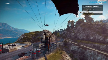 Just Cause 3 - Xbox One - Free Roam - Crazy Action Gameplay #1