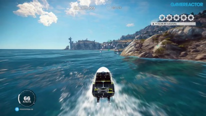 Just Cause 3 - Xbox One - Free Roam - Crazy Action Gameplay #2