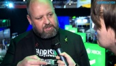 Xbox One S - E3 2016 Interview Aaron Greenberg