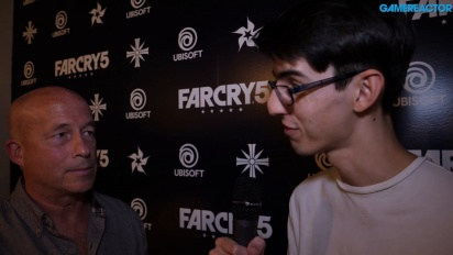 Far Cry 5 - Interview mit Tony Gronick