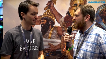 Age of Empires: Definitive Edition -Interview mit Bert Beeckman