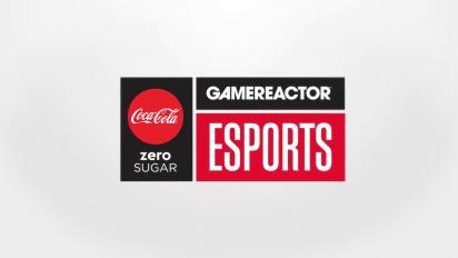 Coca-Cola Zero Sugar und Gamereactors wöchentliches eSports Round-Up #36