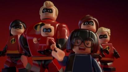 Lego Die Unglaublichen - Ankündigungstrailer