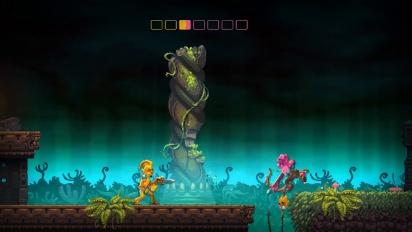 Nidhogg 2 - Nintendo Switch Announcement Trailer