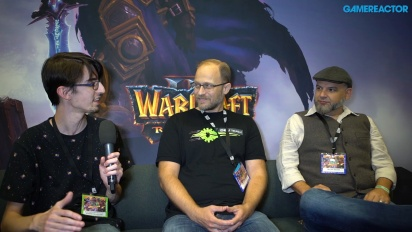 Warcraft III: Reforged - Interview mit Timothy Morten & Brian Sousa