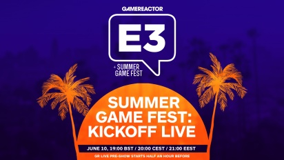 Summer Game Fest Kickoff Live! - Aufzeichnung der gesamten Show