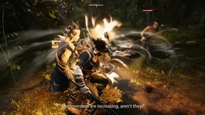 Xuan-Yuan Sword VII - Gameplay Trailer 'Brother & Sister'