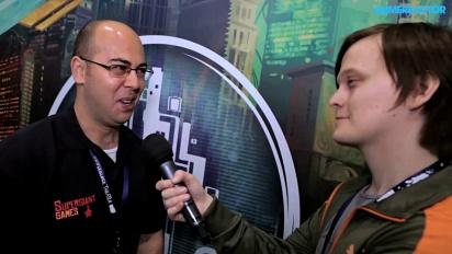PAX: Transistor - Interview Greg Kasavin