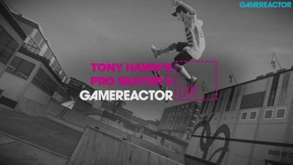 Tony Hawk's Pro Skater 5 - Livestream-Wiederholung