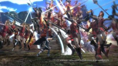 Fire Emblem Warriors - ausgiebiger Gameplay-Trailer