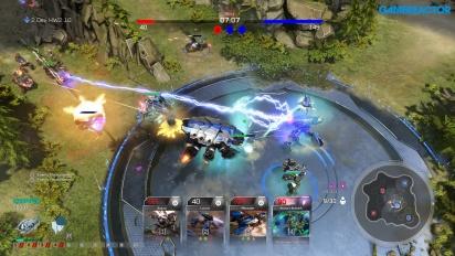 Halo Wars 2 - Blitz Gameplay PC
