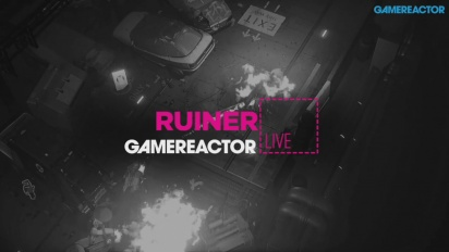 Ruiner - Livestream-Wiederholung