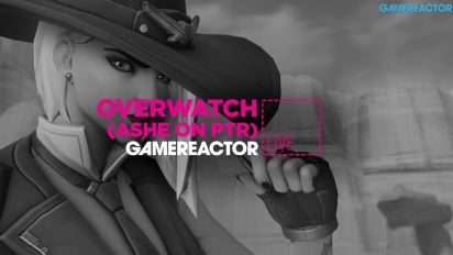 Overwatch - Ashe on PTR Livestream Replay