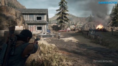 Days Gone - Exklusives Gameplay + Kommentar Teil 1