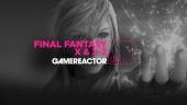Final Fantasy X/X-2 HD Remaster auf Nintendo Switch (Livestream-Wiederholung)