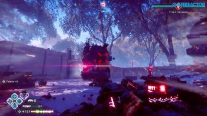 Rage 2 - Greenhaven Ark & Cyber Crusher (Gameplay)