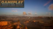 Assassin's Creed Valhalla - Burgh Castle erkunden und angreifen (Gameplay)