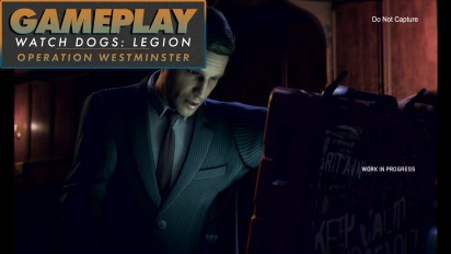 Watch Dogs: Legion - Operation Westminster (Gameplay)