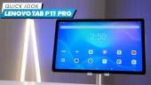 Lenovo Tab P11 Pro: Quick Look