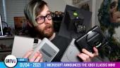 GRTV News - Microsoft kündigt die Xbox Classic Mini an